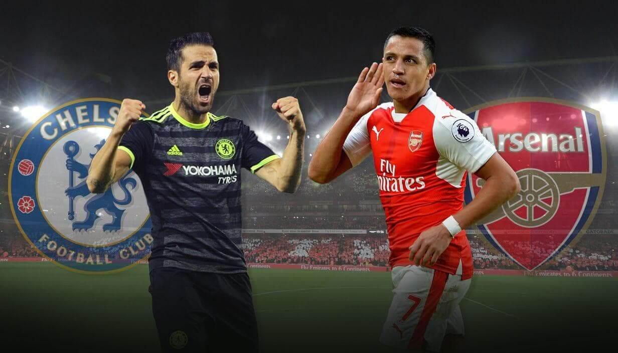 Прогноз на матч Челси - Арсенал 04 февраля 2017