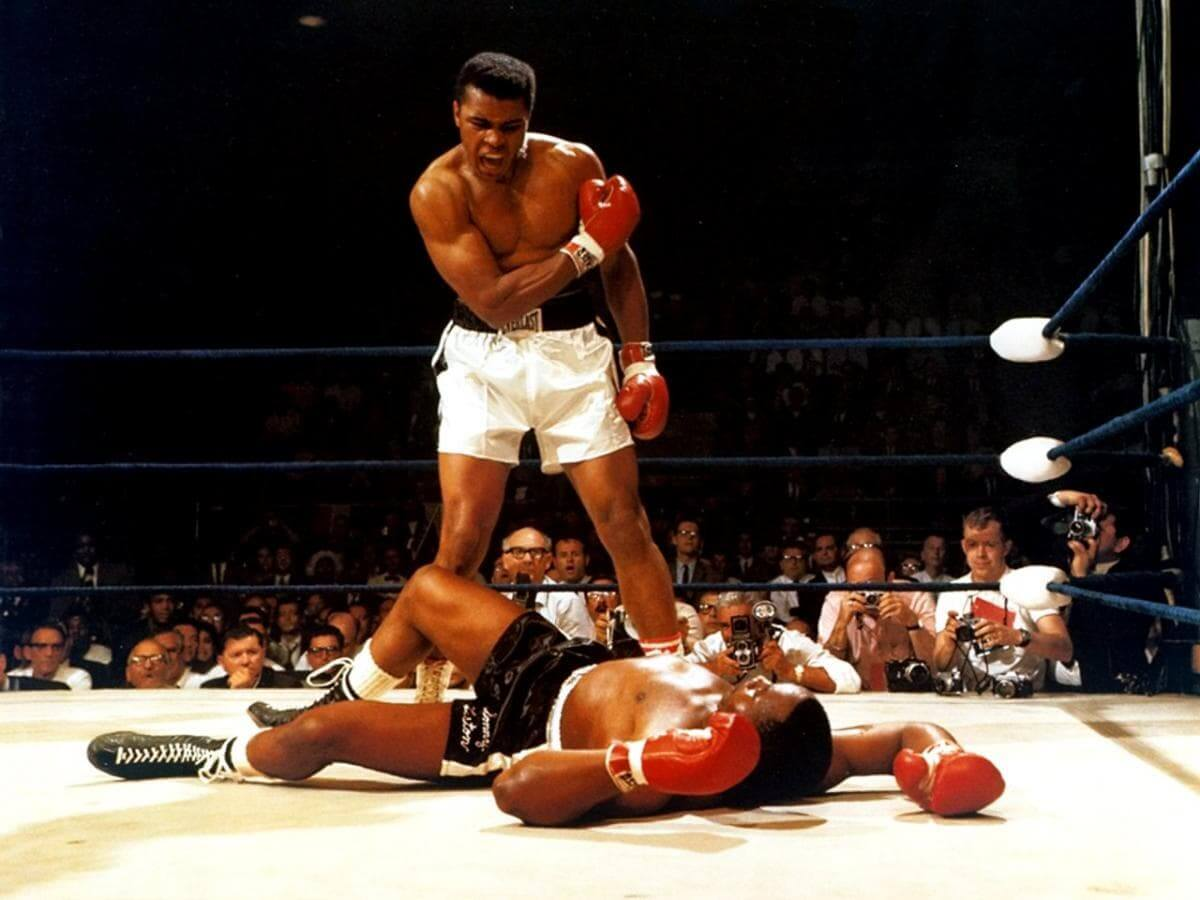 muhammad ali the life and rise to glory of a boxing legend