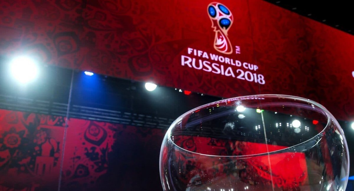 Все команды чемпионата мира по футболу 2018