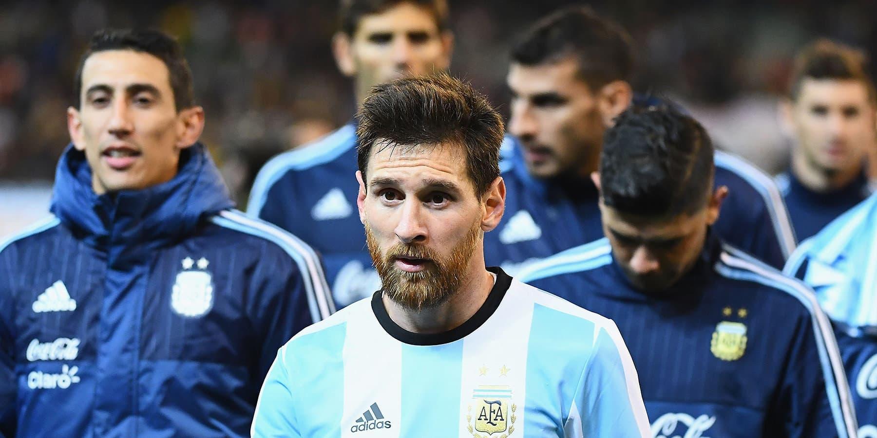 Букмекерские конторы оценили шансы Аргентины выйти в плей-офф