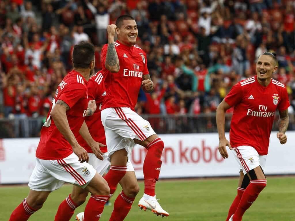 Ставки на футбол на Сетубал – Бенфика. Ставки на чемпионат Португалии, 7 Апреля 2018