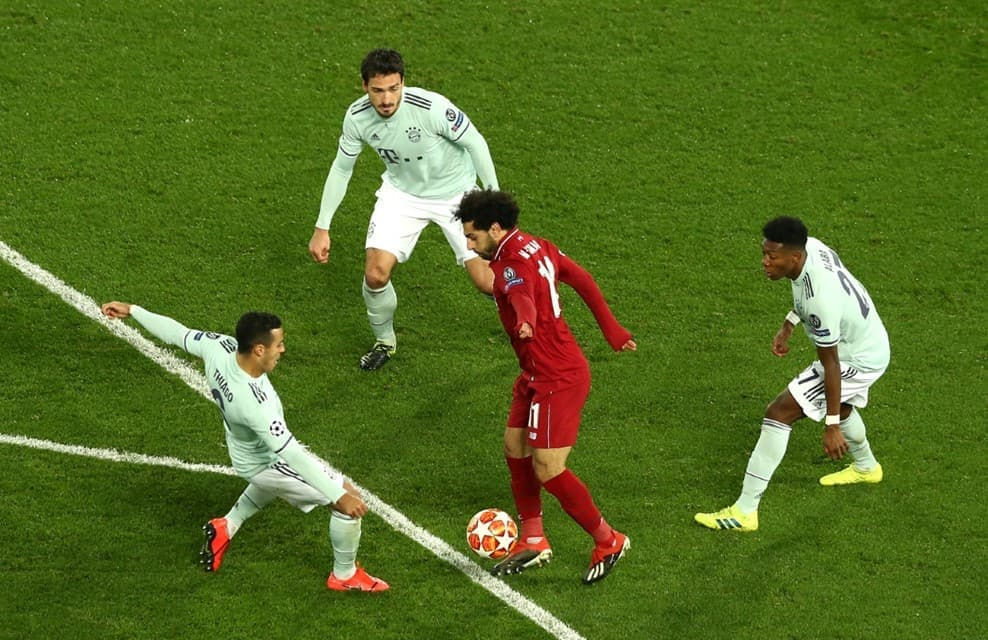 бавария– ливерпуль Image: «Ливерпуль». Превью к матчу Лиги чемпионов. 13