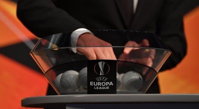 жеребьевка лиги европы 2019 Twitter: Результаты жеребьевки 1/8 финала плей-офф Лиги Европы 2018