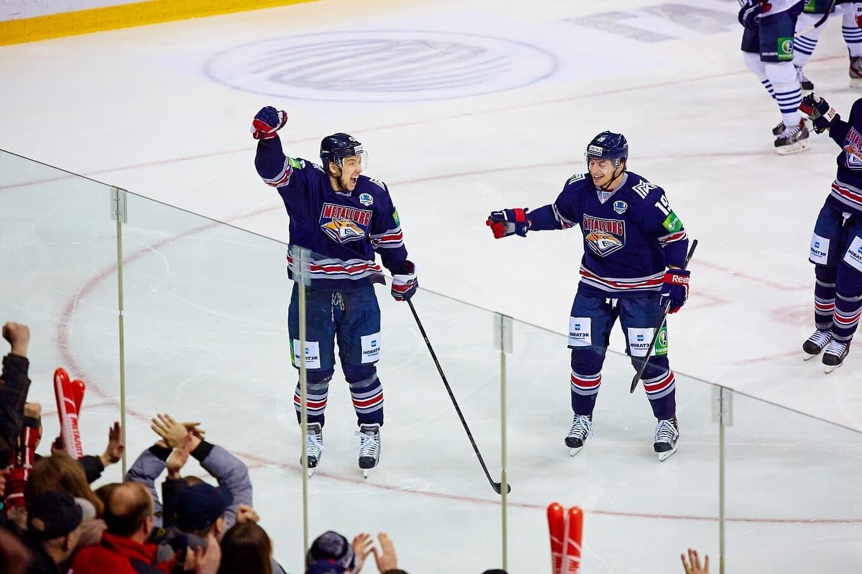Металлург Мг - Адмирал. Хоккей. КХЛ. Прогноз на матч 05.09.17