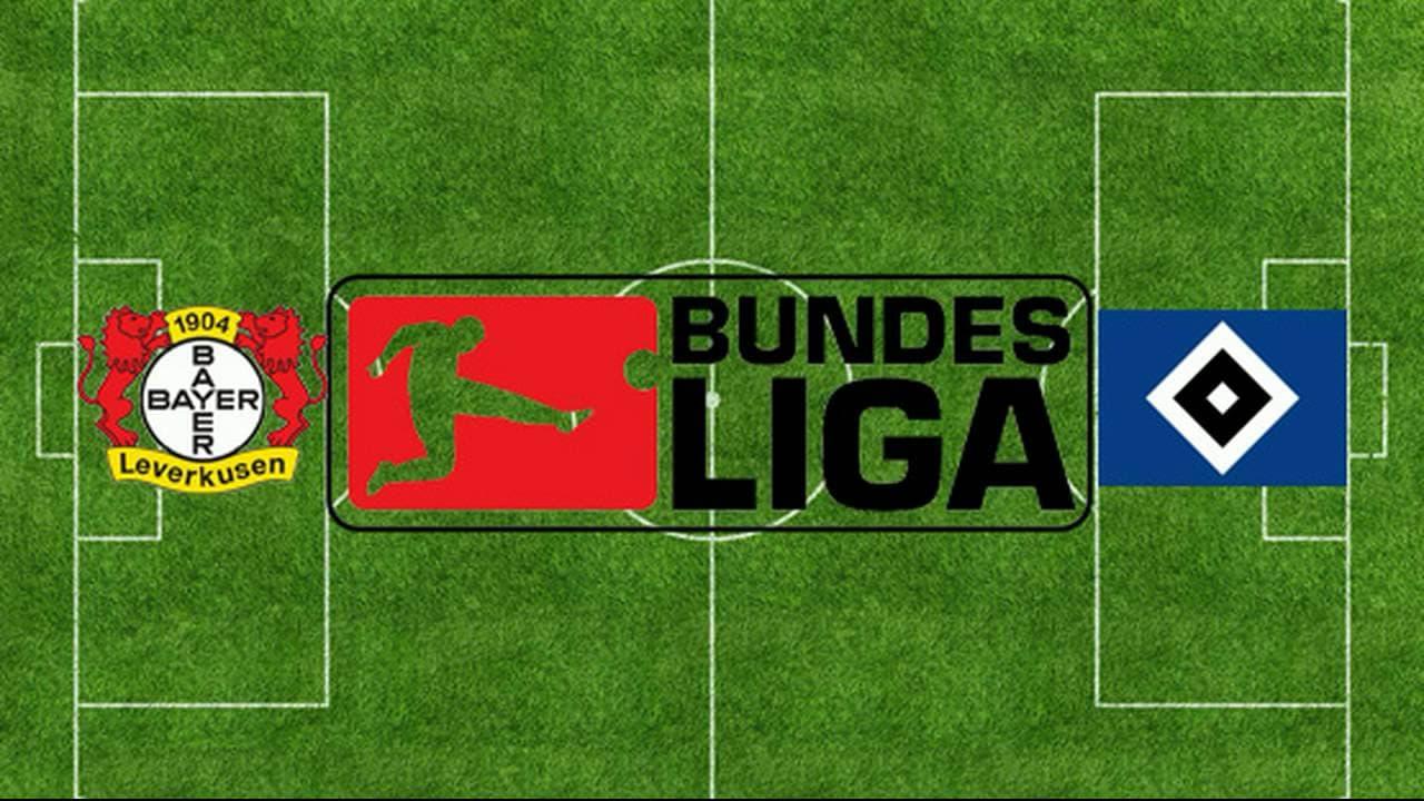 Байер 04 - Гамбург. Футбол. Чемпионат Германии. Прогноз на матч 24.09.17