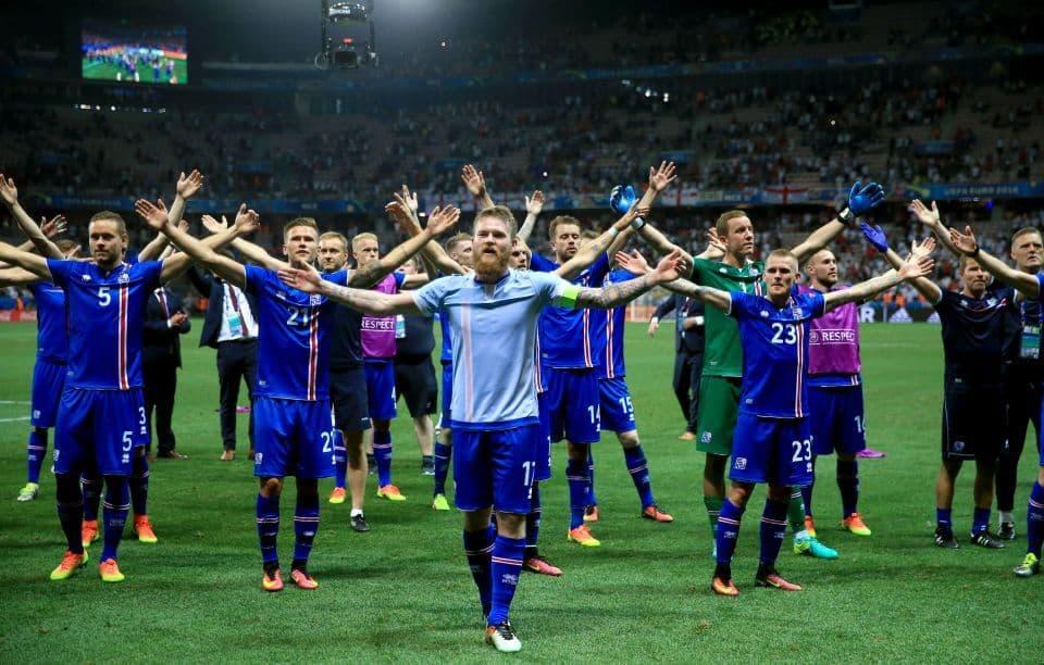 Финляндия - Исландия. Футбол. Чемпионат мира 2018. Прогноз 02.09.17