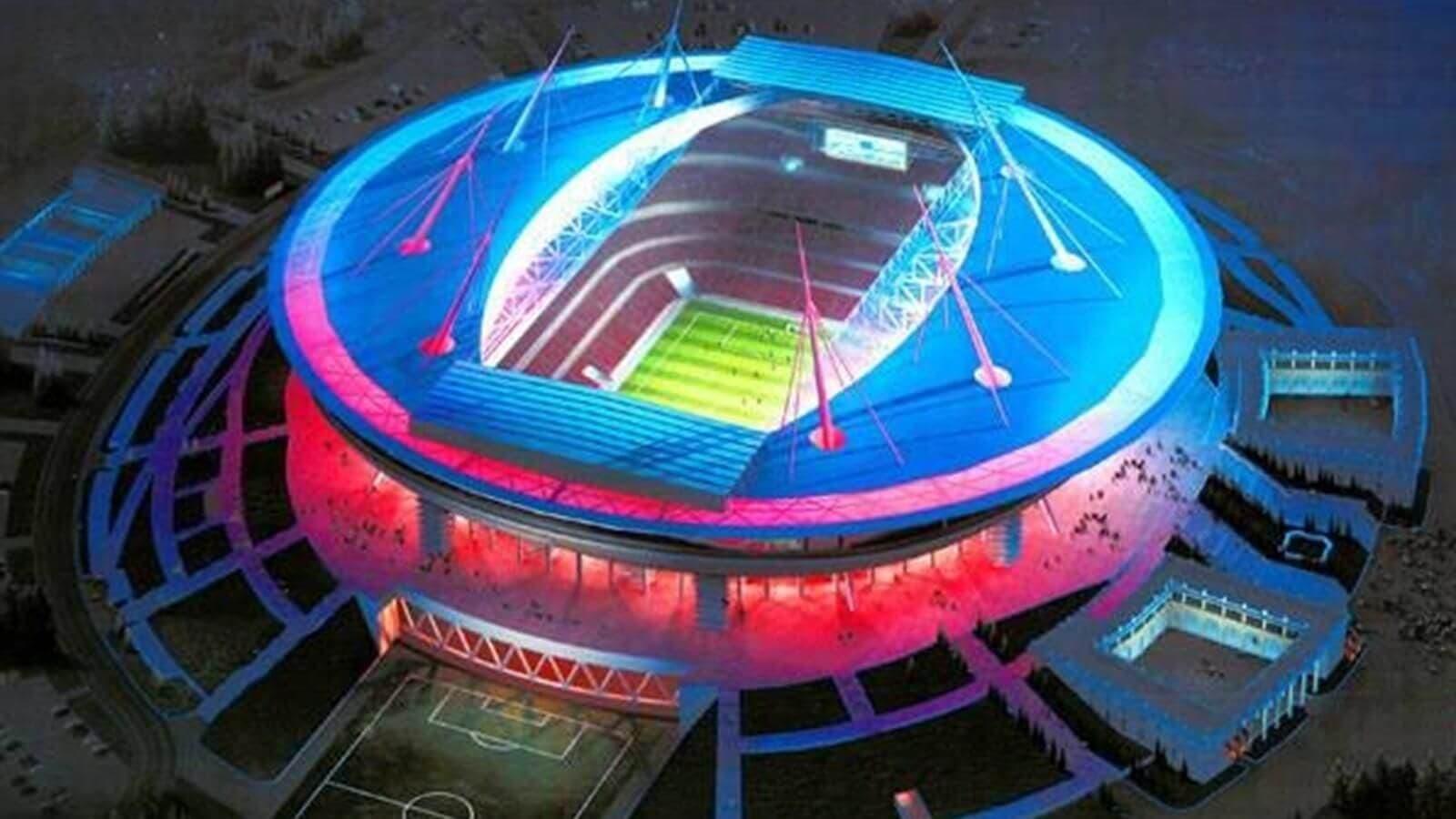 """Стадион """"Зенит-Арена"""": """"Проект в фантазиях"""""""