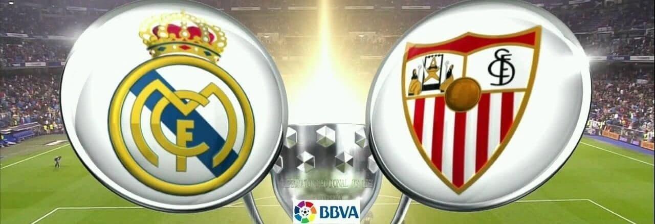 Реал Мадрид – Севилья. Прогноз и ставки на матч Примеры. 9 декабря 2017