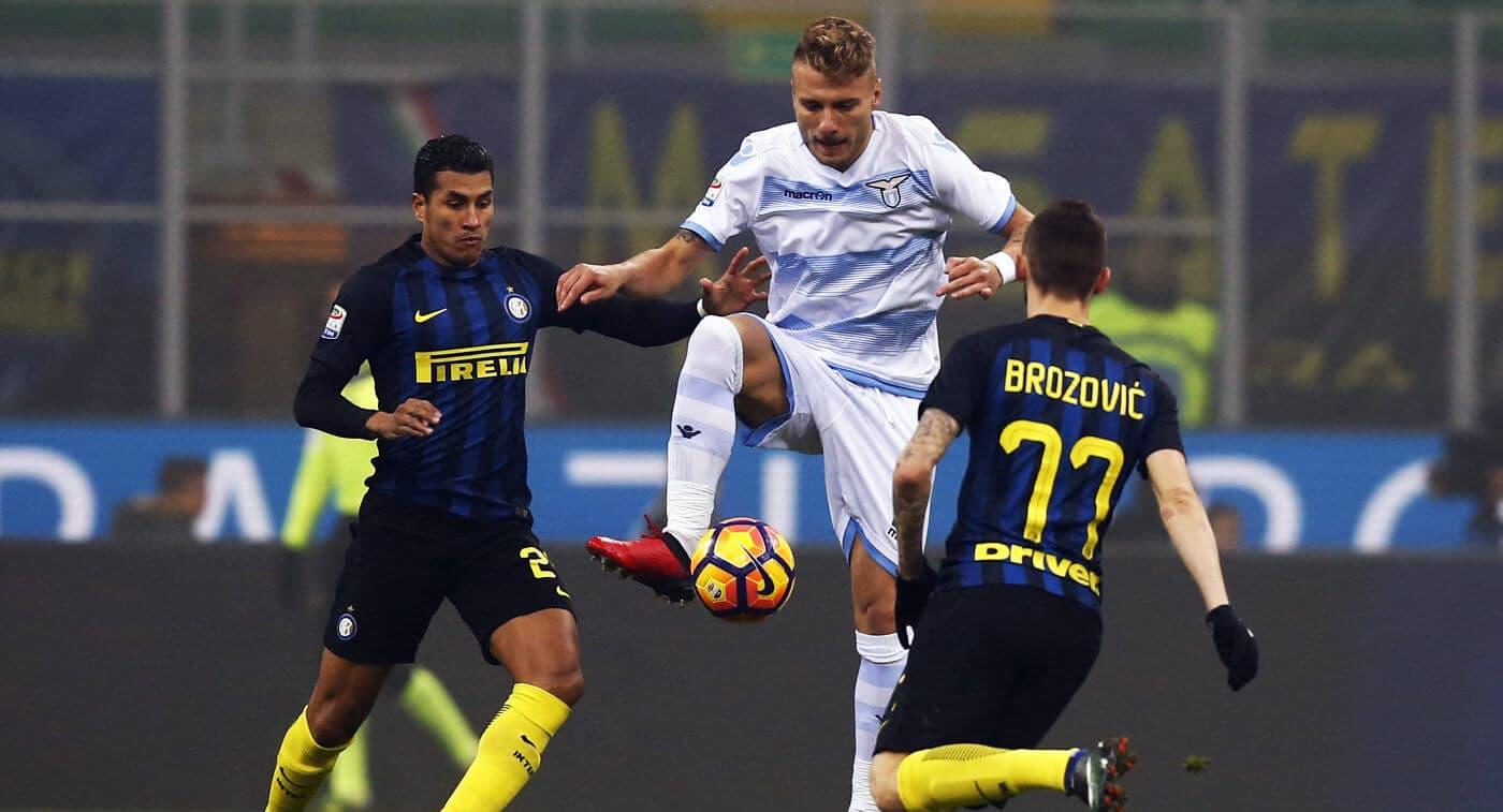«Интер» - «Лацио». Прогноз и ставки на матч чемпионата Италии. 25 сентября 2019