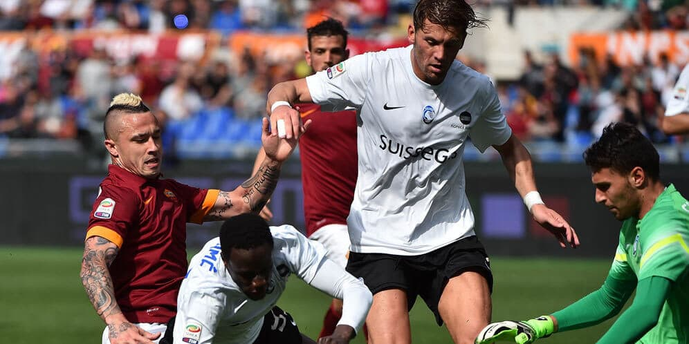 Рома – Аталанта. Прогноз и ставки на матч Серии А. 6 января 2018