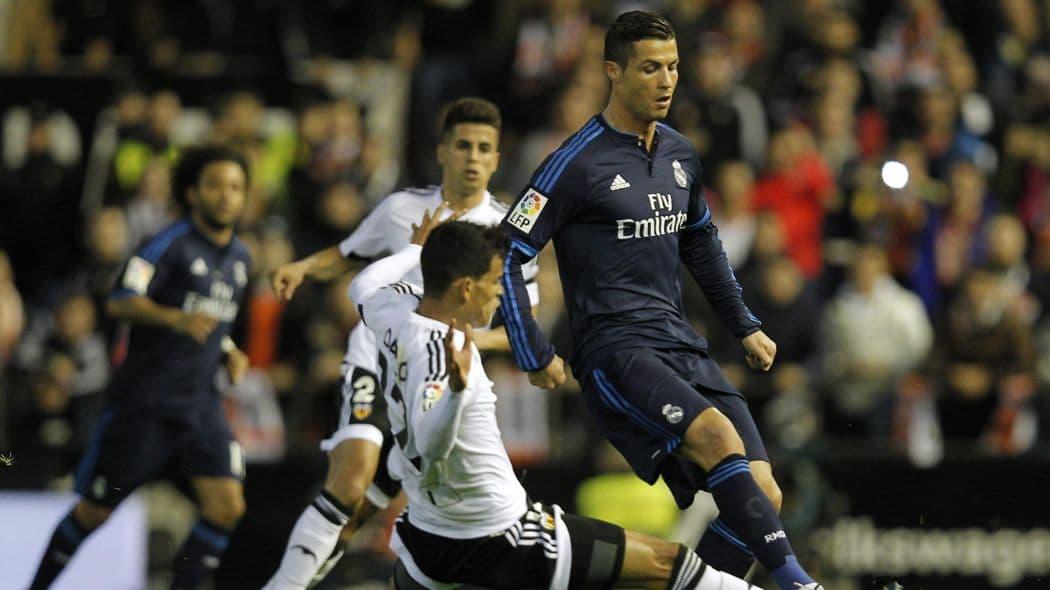 Валенсия – Реал Мадрид. Прогноз и ставки на матч чемпионата Испании. 27 января 2018