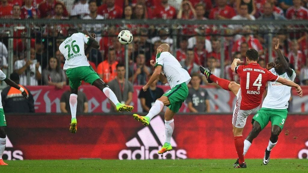 Бавария Мюнхен – Вердер Бремен. Прогноз и ставки на матч чемпионата Германии. 21 января 2018
