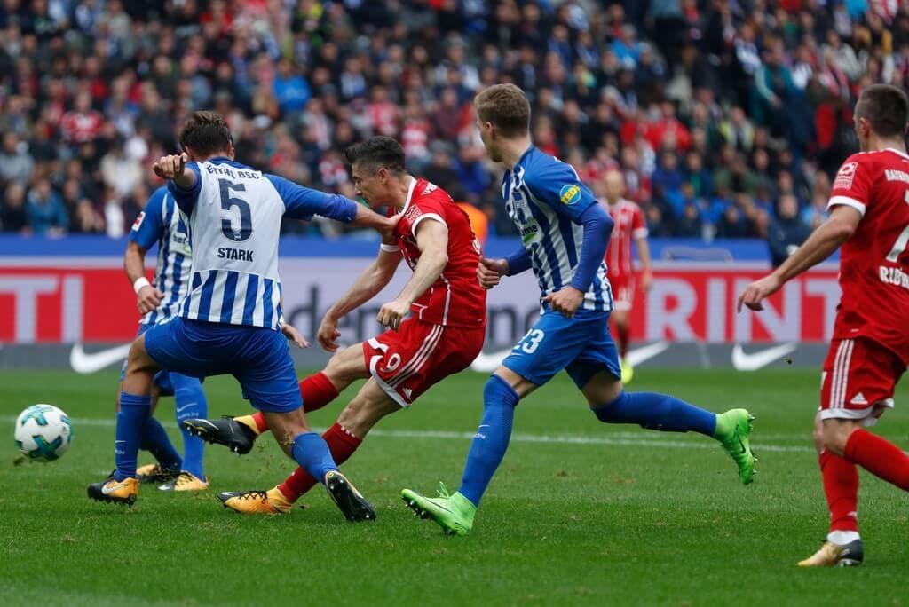 «Герта» - «Бавария». Прогноз и ставки на матч Кубка Германии. 6 февраля 2019
