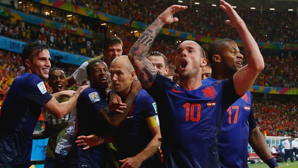 Нидерланды - Португалия. Прогноз и ставки на товарищеский матч. 26 марта 2018