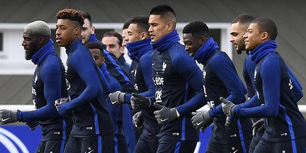 Франция – Колумбия. Прогноз и ставки на товарищеский матч. 23 марта 2018