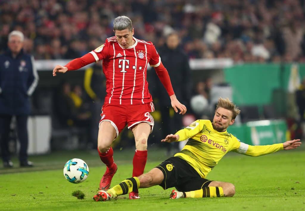 Бавария – Боруссия Дортмунд. Прогноз и ставки на матч чемпионата Германии. 31 марта 2018