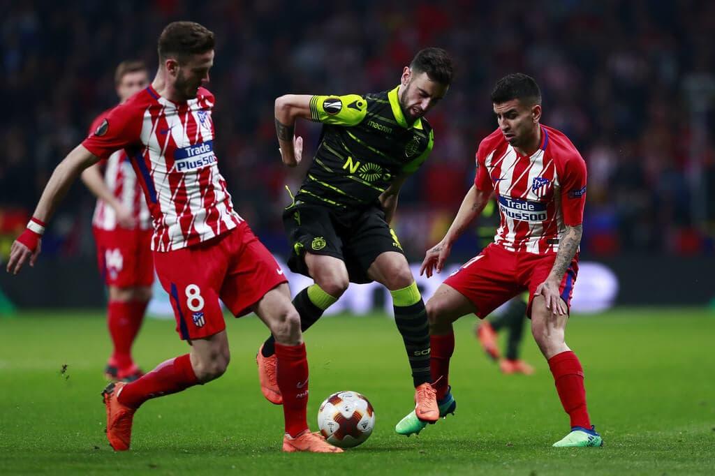 Спортинг – Атлетико Мадрид. Прогноз и ставки на матч Лиги Европы. 12 апреля 2018