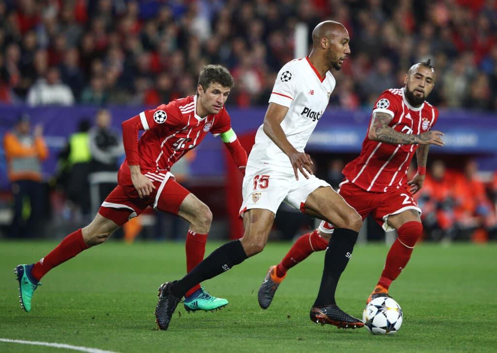 Бавария – Севилья. Прогноз и ставки на матч Лиги чемпионов. 11 апреля 2018