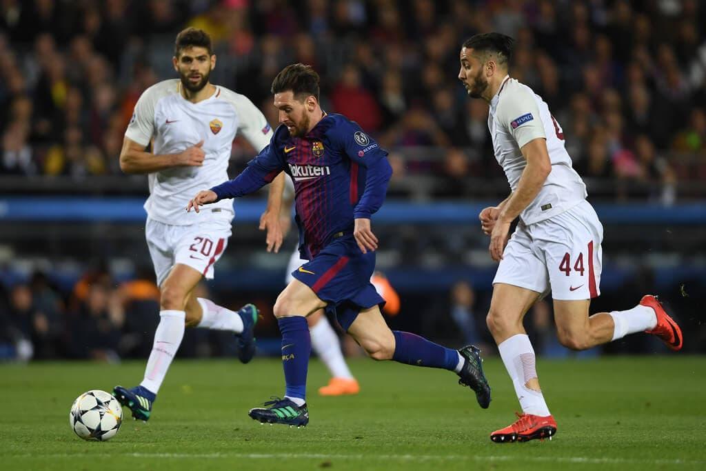 Рома – Барселона. Прогноз и ставки на матч Лиги чемпионов. 10 апреля 2018
