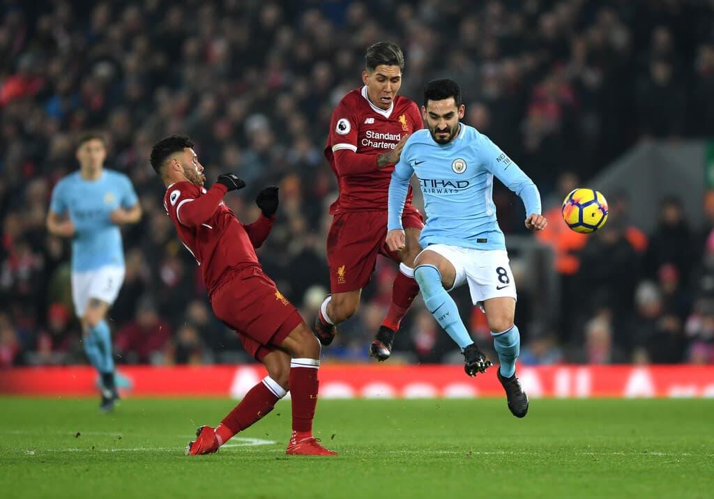 Ливерпуль – Манчестер Сити. Прогноз и ставки на матч Лиги чемпионов. 4 апреля 2018