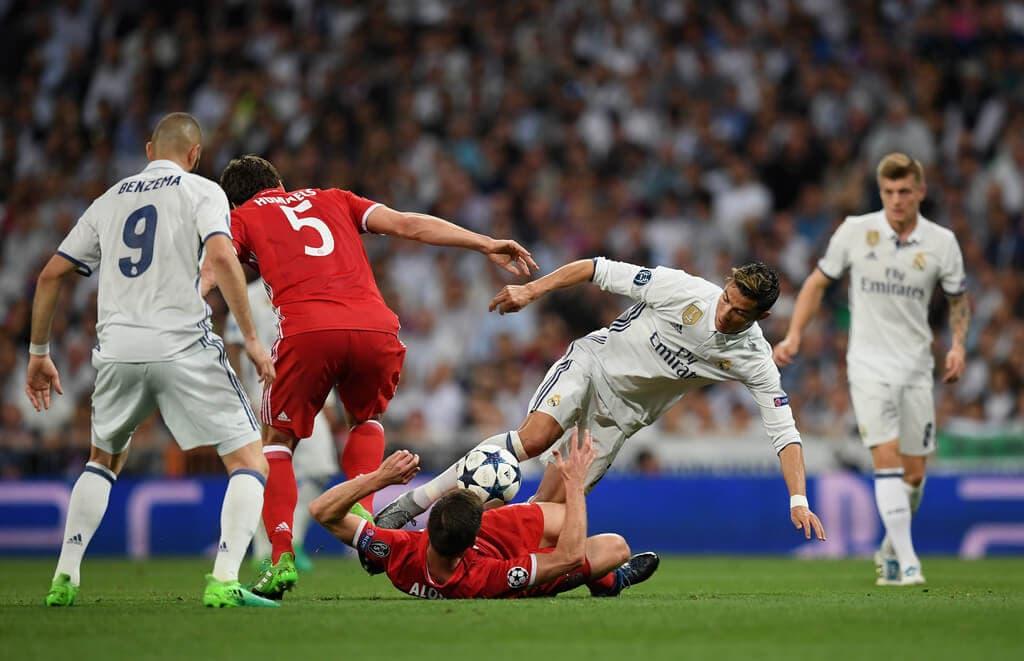 Бавария – Реал Мадрид. Прогноз и ставки на матч Лиги чемпионов. 25 апреля 2018