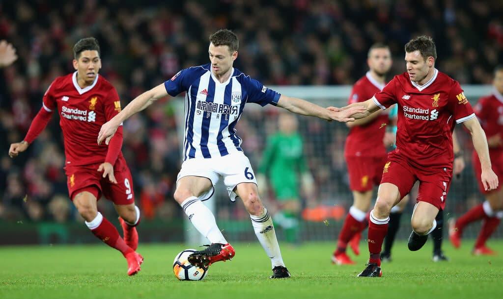 Вест Бромвич – Ливерпуль. Прогноз и ставки на матч АПЛ. 21 апреля 2018