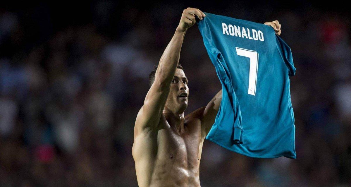 Невероятный гол Роналду и очередной мировой рекорд