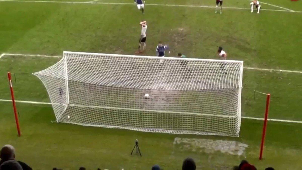 Курьезный момент из низших дивизионов Англии