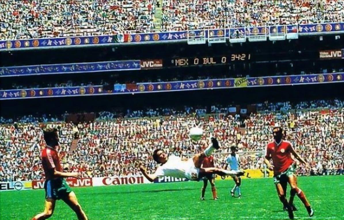 Болельщики выбрали самый красивый гол в истории Чемпионатов Мира по футболу