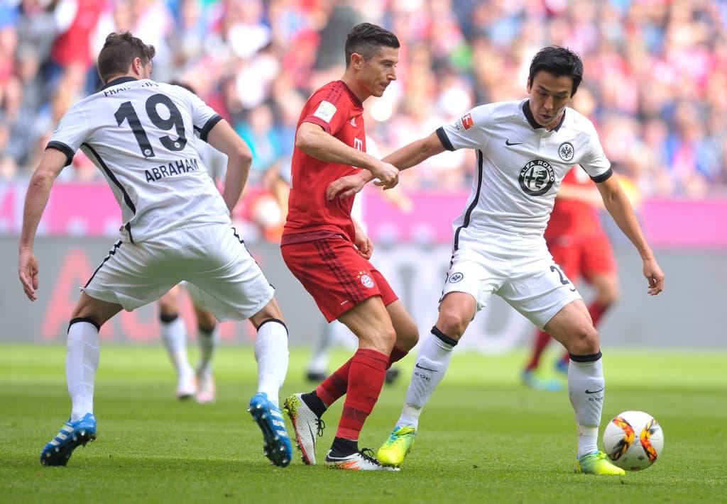 Бавария – Айнтрахт Франкфурт. Прогноз и ставки на финал Кубка Германии. 19 мая 2018