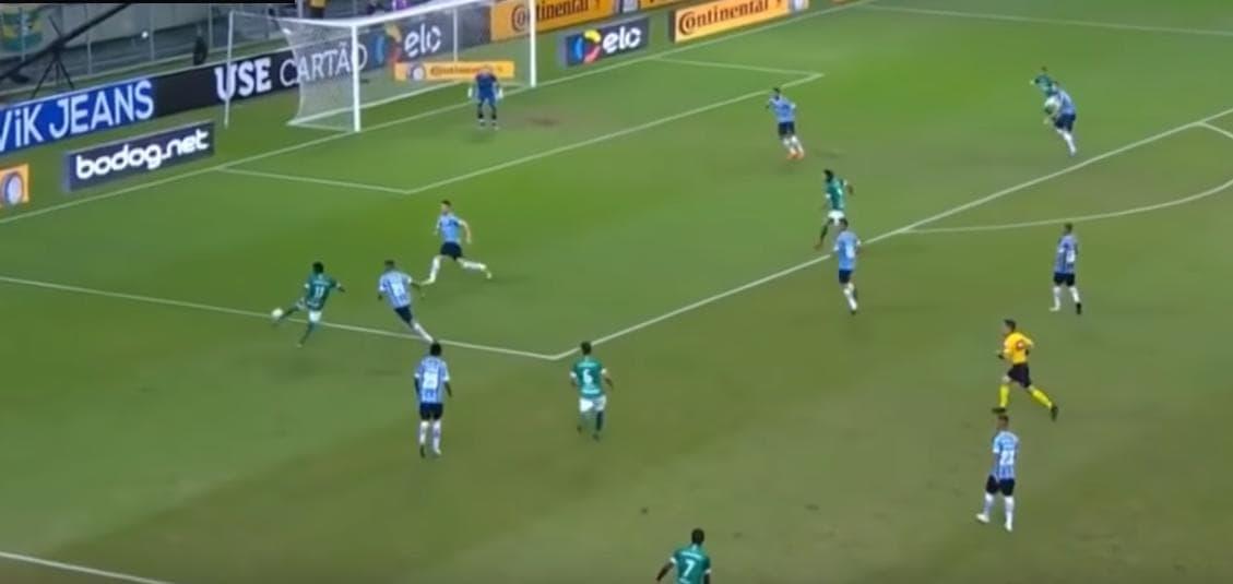 «GOLAAAAASOOO» из Кубка Бразилии
