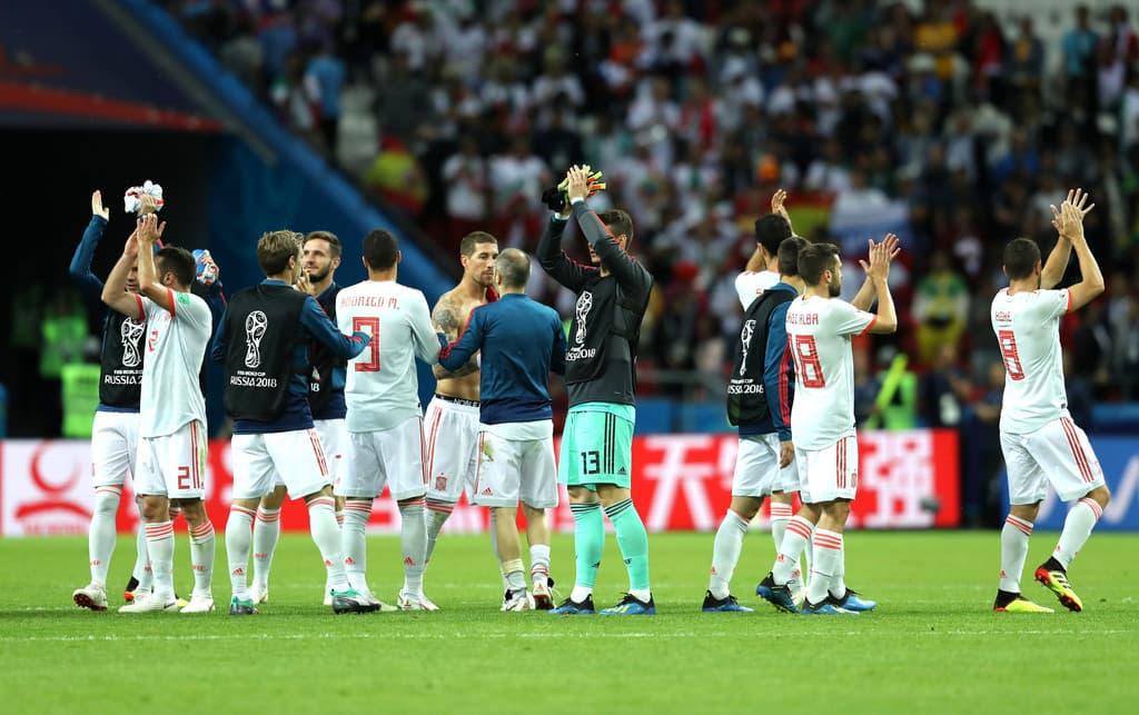 Испания – Марокко. Прогноз и ставки на матч Чемпионата мира 2018. 25 июня 2018