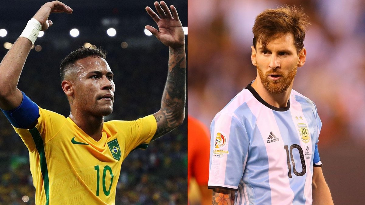 Финал Кубка Америки: Неймар против Месси, Бразилия против Аргентины