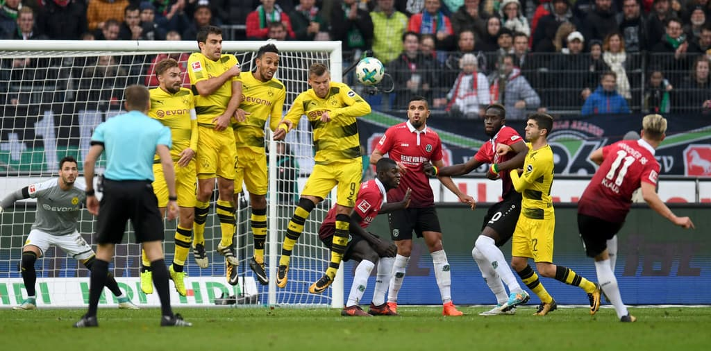 «Ганновер» - «Боруссия» Дортмунд. Прогноз и ставки на матч Бундеслиги. 31 августа 2018