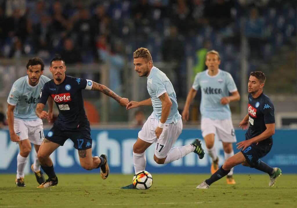 «Наполи» - «Лацио». Прогноз и ставки на матч Кубка Италии. 21 января 2020