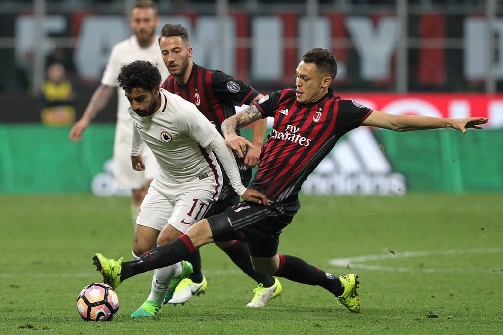 «Рома» - «Милан». Прогноз и ставки на матч Серии «А». 3 февраля 2019