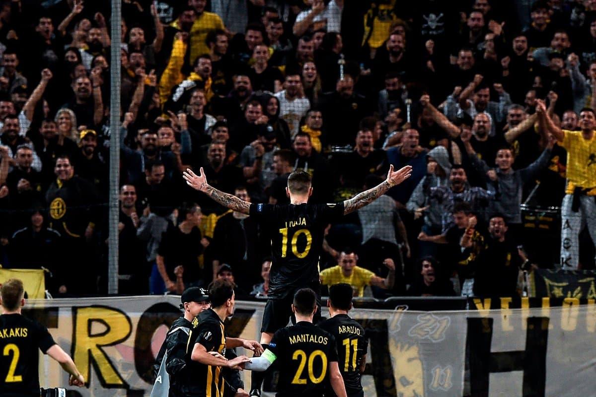 АЕК - «Бенфика». Прогноз и ставки на матч Лиги чемпионов. 2 октября 2018