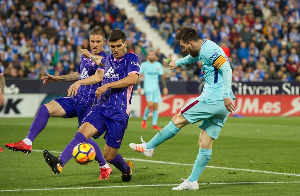 «Леганес» - «Барселона». Прогноз и ставки на матч чемпионата Испании. 23 ноября 2019