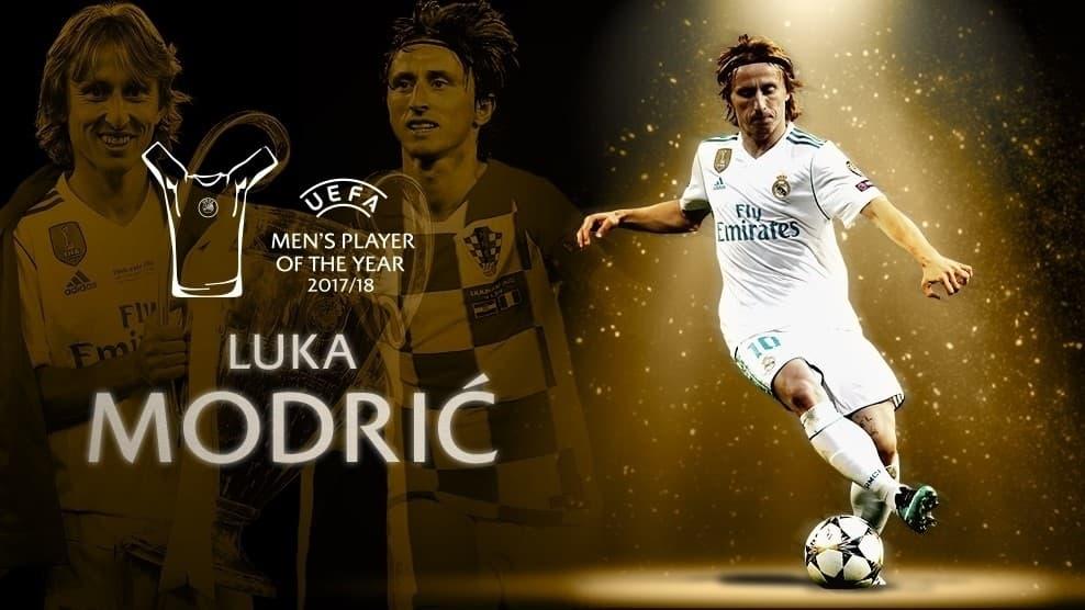 Лука Модрич: от простого деревенского парня до лучшего футболиста года