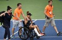 серьезные травмы в теннисе