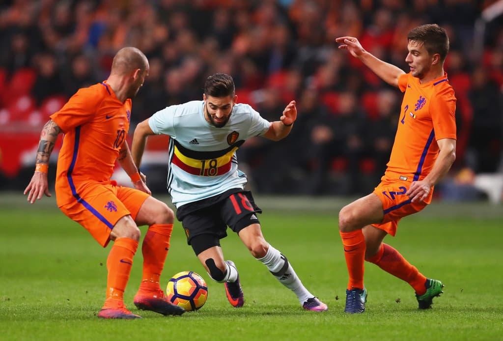 Бельгия – Нидерланды. Прогноз и ставки на товарищеский матч. 16 октября 2018