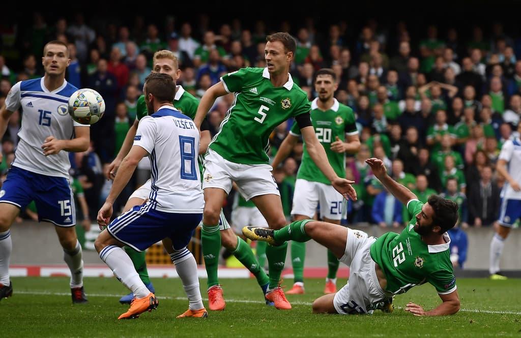 Босния и Герцеговина – Северная Ирландия. Прогноз и ставки на матч Лиги наций. 15 октября 2018