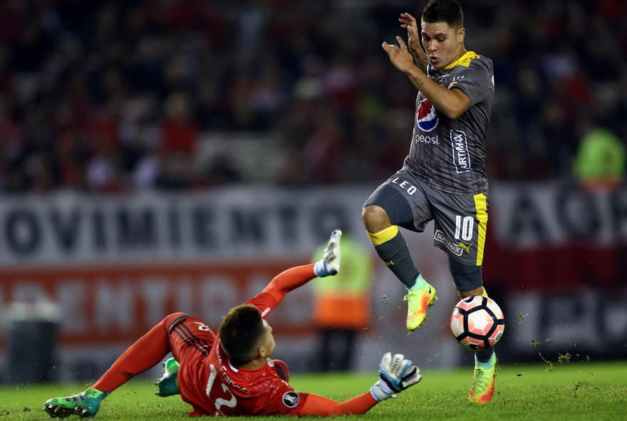 Чемпионат Колумбии в Экспрессе дня на 18 октября 2018