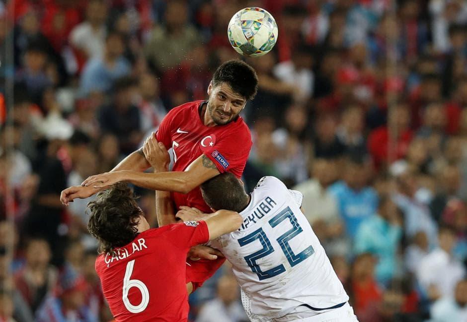 Россия – Турция. Прогноз и ставки на матч Лиги наций. 14 октября 2018