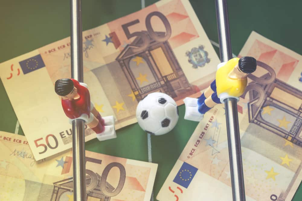 Продажа договорных матчей: как разводят лохов