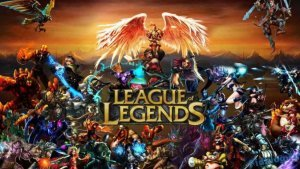 Ставки на League of Legends