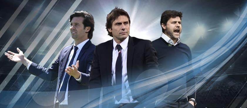 Букмекеры назвали главных претендентов на должность главного тренера «Реала»