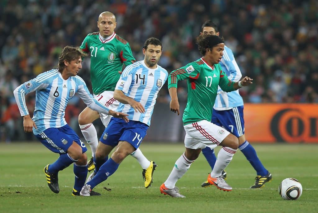 Аргентина – Мексика. Прогноз и ставки на товарищеский матч. 17 ноября 2018