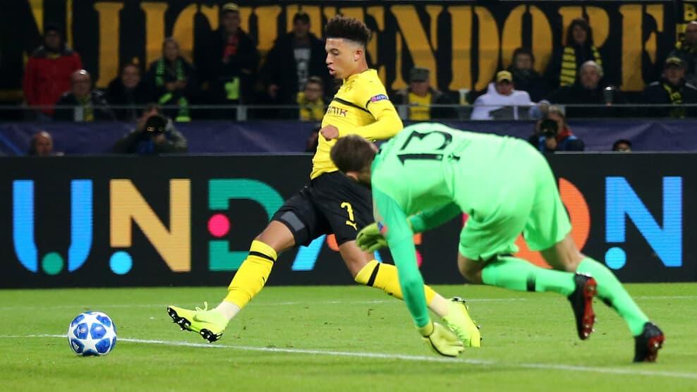 «Атлетико» Мадрид - «Боруссия» Дортмунд. Прогноз и ставки на матч Лиги чемпионов. 6 ноября 2018