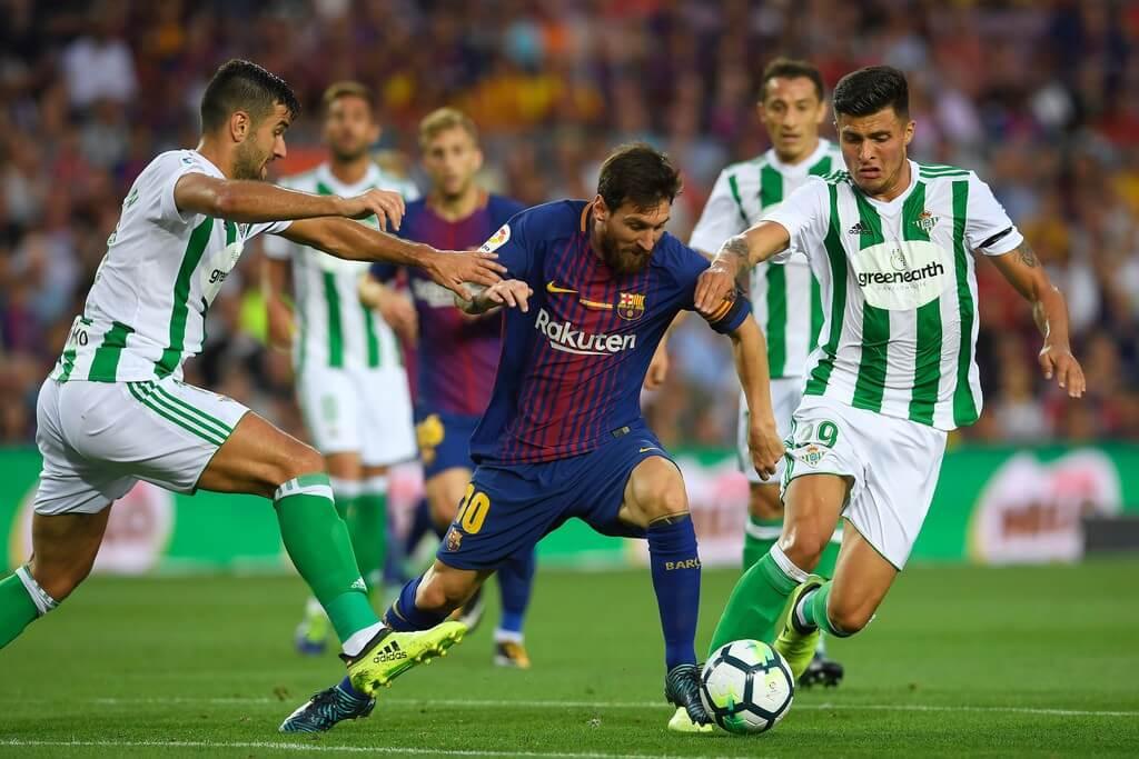 «Барселона» - «Бетис». Прогноз и ставки на матч Примеры. 11 ноября 2018